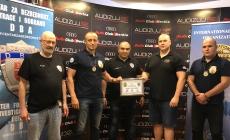 Na dan Policije 27.maja 2018-te godine ACS-u uručen sertifikat za uspešno završenu obuku