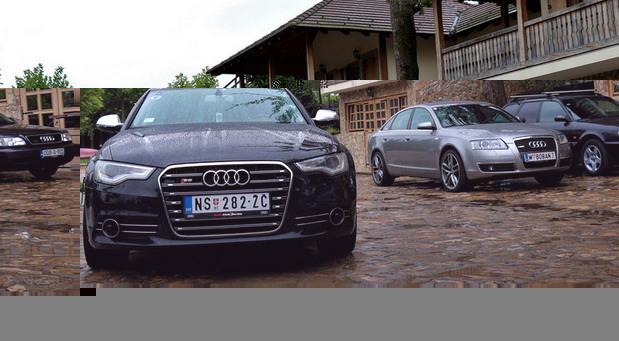 Audi Club Serbia – Balkis 06./07./08.07.2018.