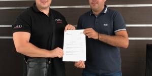 Potpisan ugovor sa ovlašćenim Audi centrom Banja Luka