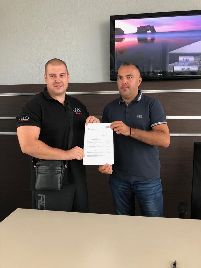 Saradnja izmedju ACS i Audi centar Banja Luka