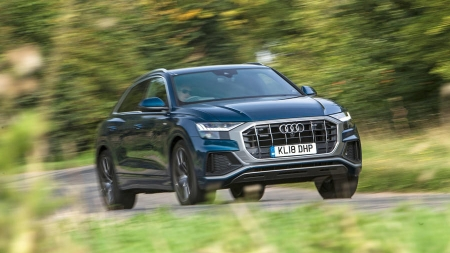 Audi Q8 2018 slike!