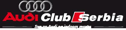 Audi Klub Srbija - Audi Club Serbia logo