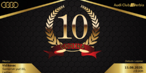 Jubilej ACS – 10 godina postojanja