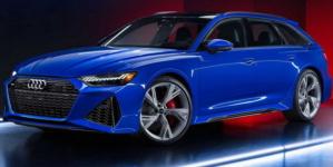 Audi RS6 Avant RS