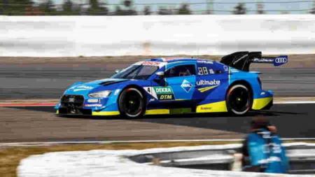 DTM: Frajns prvi u petostrukoj pobedi Audija na Nirburgringu